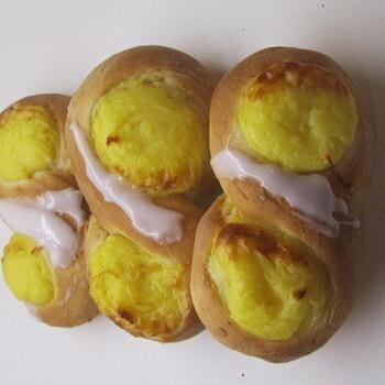 Glutenvrij Achtkoek van bakkerij ' t Pateeke ( OPGELET, ENKEL AFHALING Op Zaterdag)