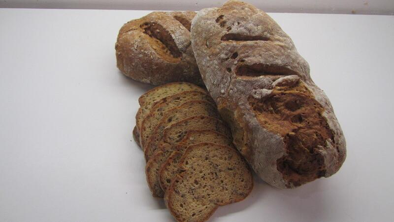 Meergranenbrood ' t Pateeke 800 G( OPGELET, ENKEL AFHALING OP WOENSDAG)