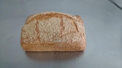 Sesambrood ' t Pateeke 800 G( OPGELET, ENKEL AFHALING OP Zaterdag)