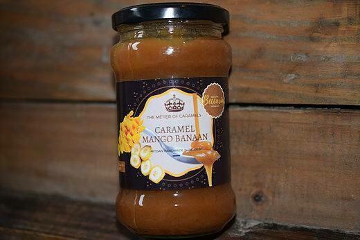 Mango, banaan Caramel Pasta GV-LV 295g