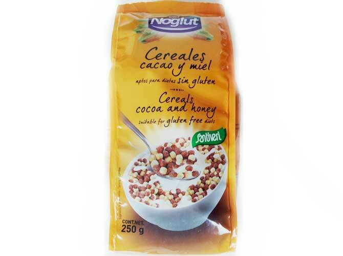 Noglut Cereals Cacao-Honing 225g