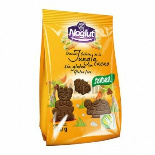 Noglut Jungle Cacao Cookies