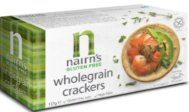Nairn's Wholegrain Crackers