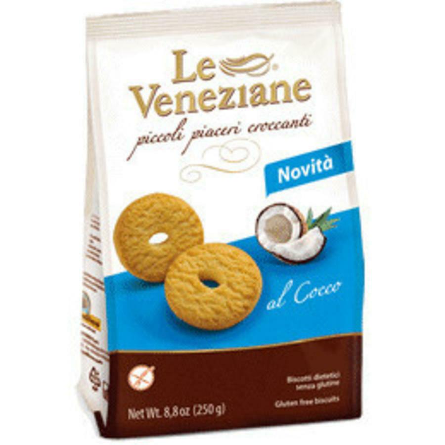 Le Veziane Kokoskoekjes 250g