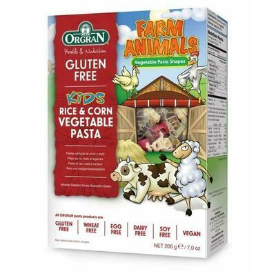 Orgran Boerderijdieren Pasta ( farm animals) 200 g