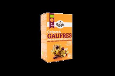 Bauckhof Mix voor pannenkoeken-Wafels 200 g