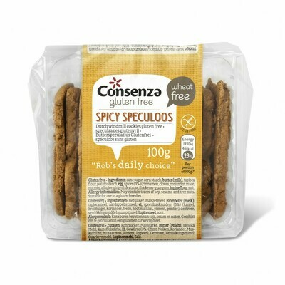 Consenza Speculaasjes ( 100g)