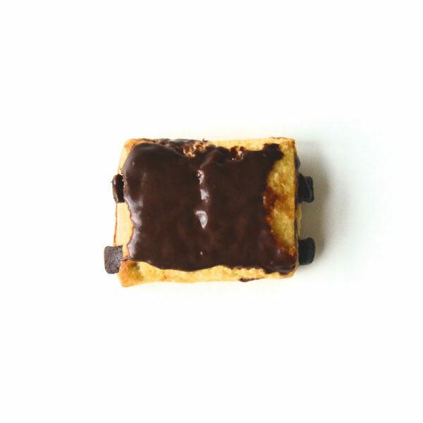 Chocoladekoek GV/LV/MV - 2 stuks Traindevie ( DIEPVRIES, ENKEL OP AFHALING)