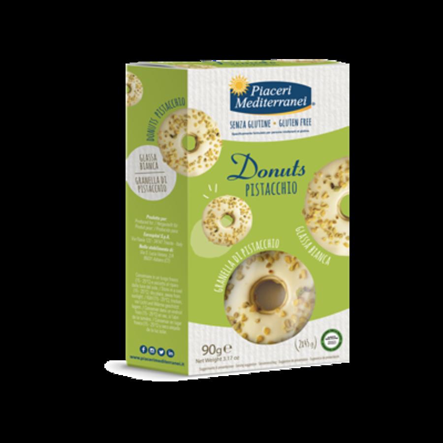Piaceri Mediterranei Donuts Pistacchio ( 2 x 45 g)