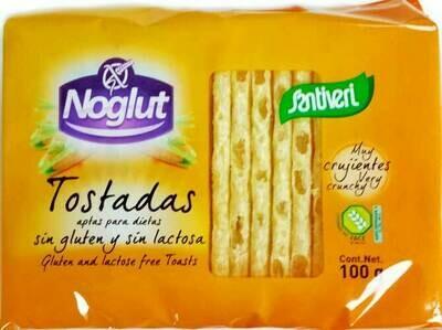Noglut Tostadas ( Cracotte)