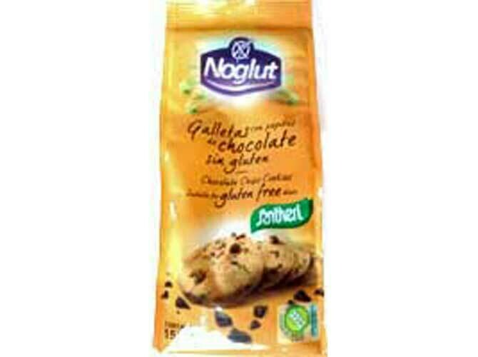 Noglut Chocolade chip Cookies