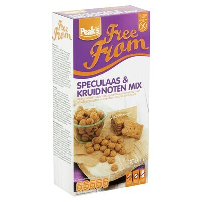 Peak's Free From Mix voor speculaas 300 g
