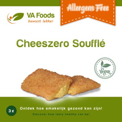 Va foods Cheeszero Souffle ( afhaling op zaterdag of levering in uw provincie op zaterdag )