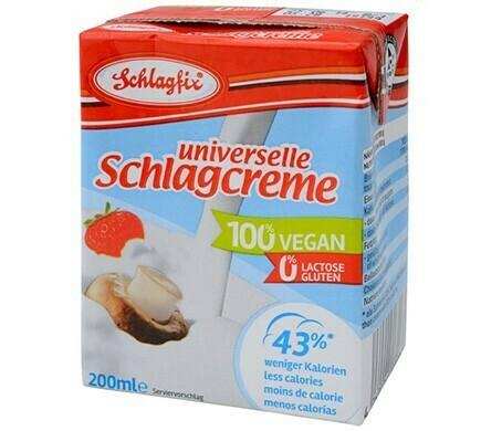 Schlagfix Unsweetened GV-LV 200 ml ( Bestellen voor Dinsdag 18 uur voor levering op zaterdag in uw provincie of afhaal !)