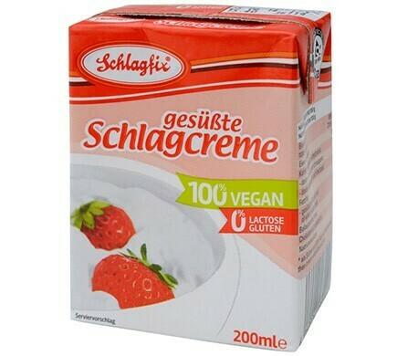 Schlagfix Sweetened 200 ml ( Bestellen voor Dinsdag 18 uur voor levering op zaterdag in uw provincie !)