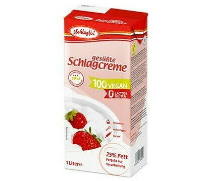 Schlagfix Sweetened 1 L