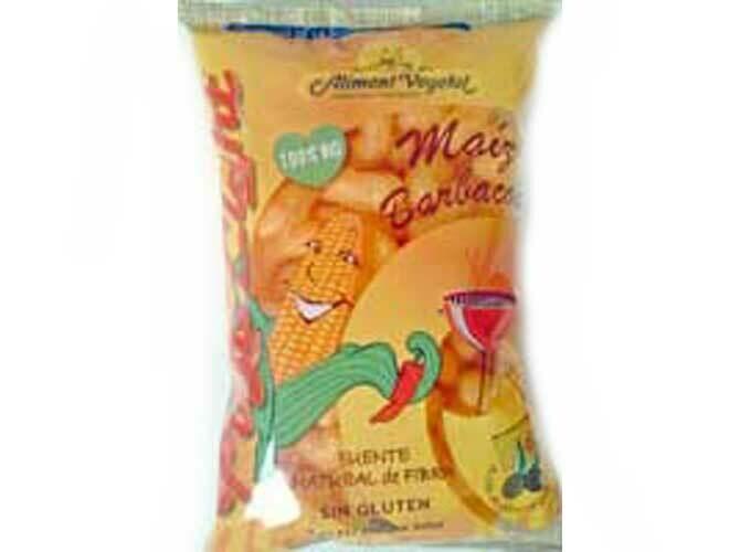 Sobroso Mais chips bbq smaak