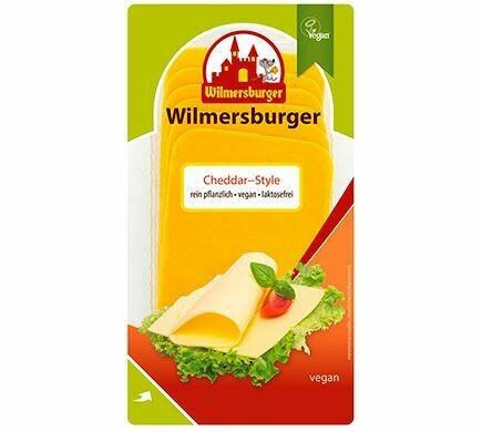 Wilmersburger Plakjes Queen Style Cheddar 150 g ( Bestellen voor Dinsdag 18 uur voor levering op zaterdag in uw provincie !)