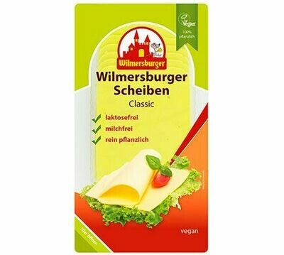 Wilmersburger Classic plakjes 150 g ( Enkel op afhaling )