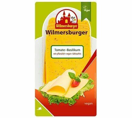 Wilmersburger plakjes Tomaat- basilicum 150 g ( Enkel op afhaling)
