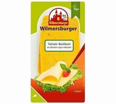 Wilmersburger plakjes Tomaat- basilicum 150 g (Bestellen voor Dinsdag 18 uur voor levering op zaterdag in uw provincie ! )