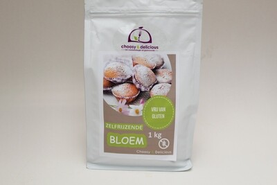 Choosy en delicious Zelfrijzende bloem 1 kg GV
