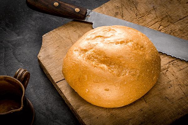 Ouni Hard broodje , italiaanse Bol (AFHALING OF ENKEL LEVERING OP ZATERDAG  IN DE AANGEGEVEN PROVINCIES !)