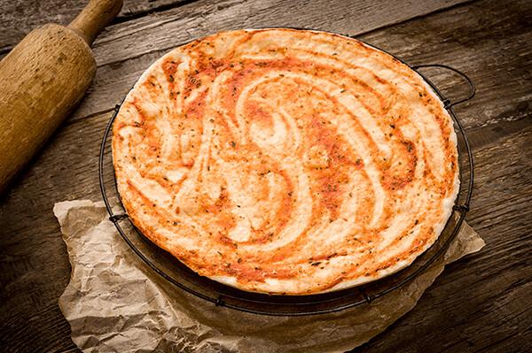 Ouni Glutenvrije Pizzabodem 1 stuk (AFHALING OF ENKEL LEVERING OP ZATERDAG  IN DE AANGEGEVEN PROVINCIES !)