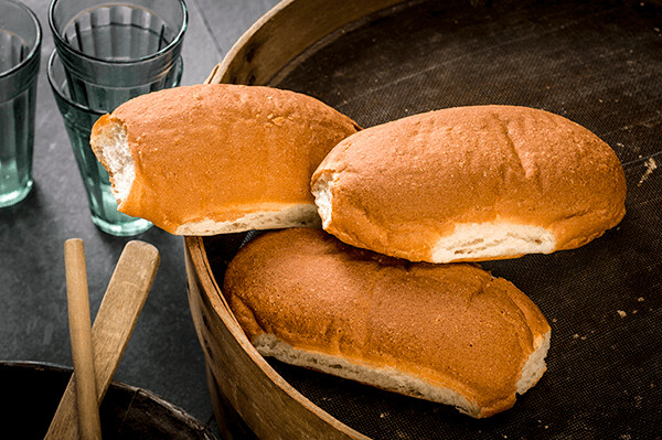Glutenvrij wit puntje( sandwich) Ouni (AFHALING OF ENKEL LEVERING OP ZATERDAG  IN DE AANGEGEVEN PROVINCIES !)
