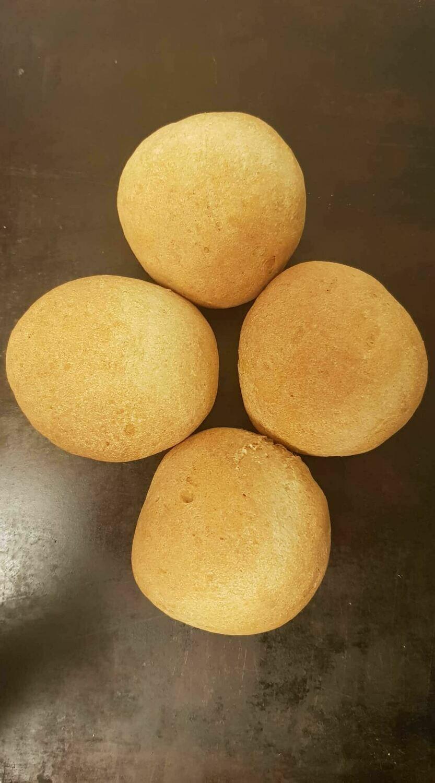 Sandwichbolletjes Glutoff (4 stuks) , AFHALING OF ENKEL LEVERING OP ZATERDAG  IN DE AANGEGEVEN PROVINCIES !