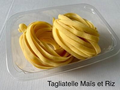 Miolo Tagliatelle Met mais en rijst 200 g ( GV-LV-Vegetarisch en bio) Bestellen voor dinsdag 18 uur voor levering zaterdag !