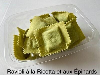 Miolo Ravioli met ricotta kaas en spinazie 150 g( GV en vegetarisch) Bestellen voor dinsdag 18 uur voor levering zaterdag !