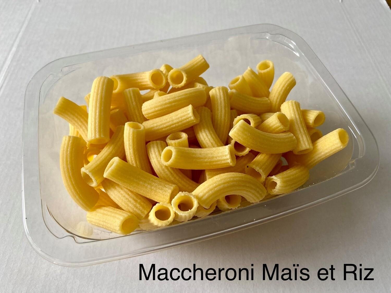 Miolo Macaroni met Mais en Rijst 200 g( GV-LV-vegetarisch, bio) Bestellen voor dinsdag 18 uur voor levering vers zaterdag !