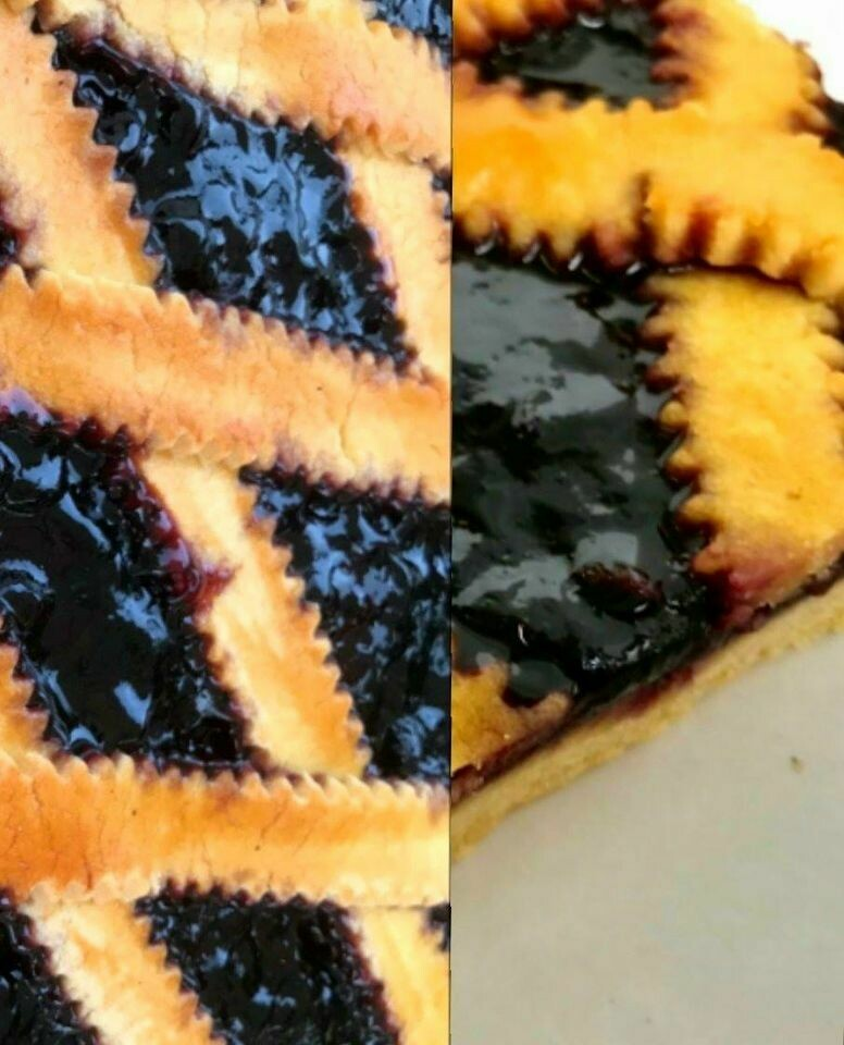 Miolo Zanddeegkoekje met Cranberryjam GV (100g)  Bestellen voor Dinsdag 18 uur voor levering op zaterdag in uw provincie !
