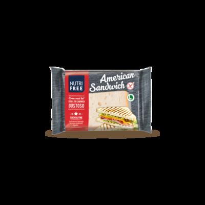 Nutrifree American Sandwich ( 240 g) per 4 stuks verpakt