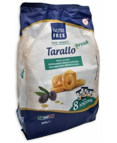 Nutrifree Tarallo Break( 180 g)