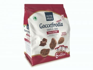 Nutrifree Goccefrolla Cacao ( 240g )