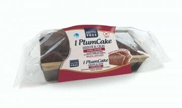 Nutrifree Plumcake met chocolade (330g)