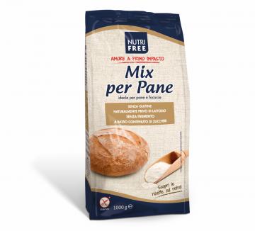 Nutrifree Broodmix (Mix per pane ) 1 kg