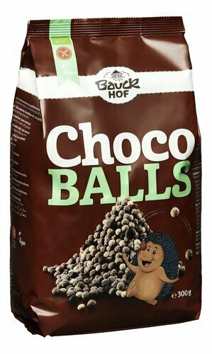 Bauckhof Choco Balls ontbijtgranen