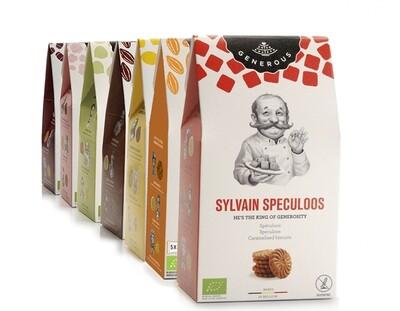 Sylvain Speculaas Generous 100 g