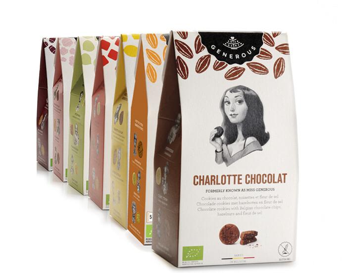 Charlotte Chocolat Generous