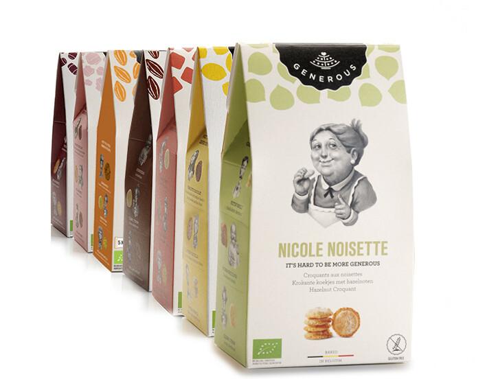 Nicole Noisette Generous 100 g