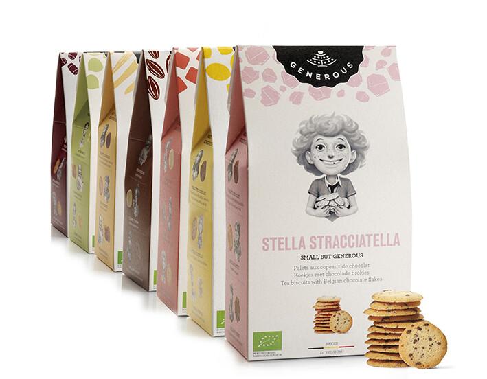 Stella stracciatella Generous 100 g