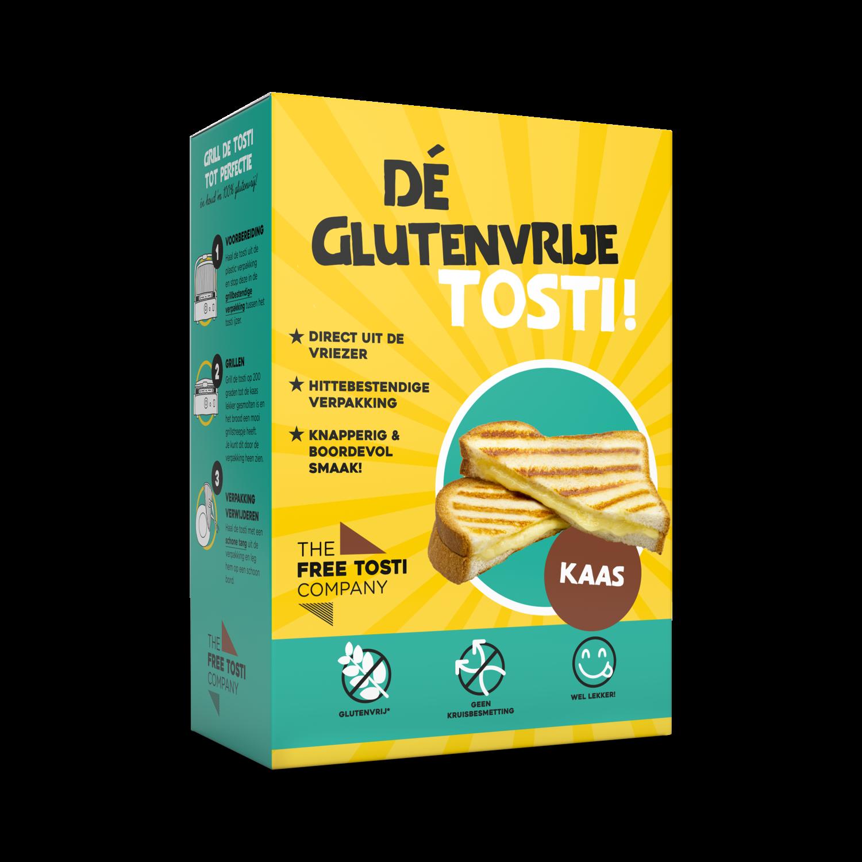 De Glutenvrije Diepvriestosti met Kaas ! ( Diepvries) (Enkel op afhaling of levering op zaterdag in uw regio ! ) 2 stuks