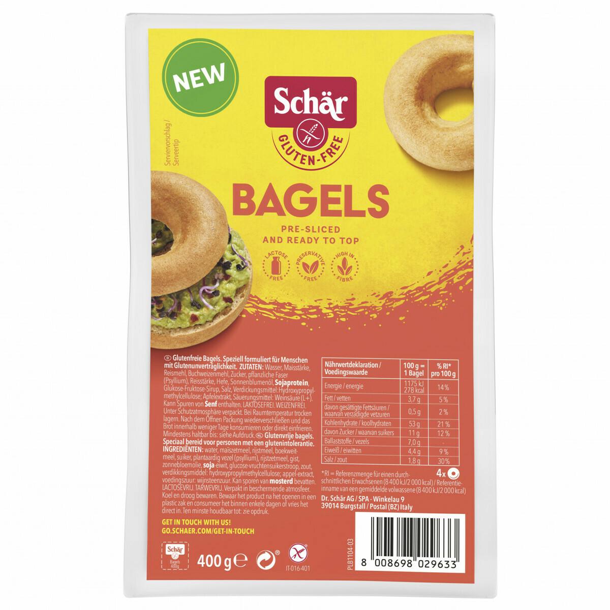 Schar Bagels !! GV-LV