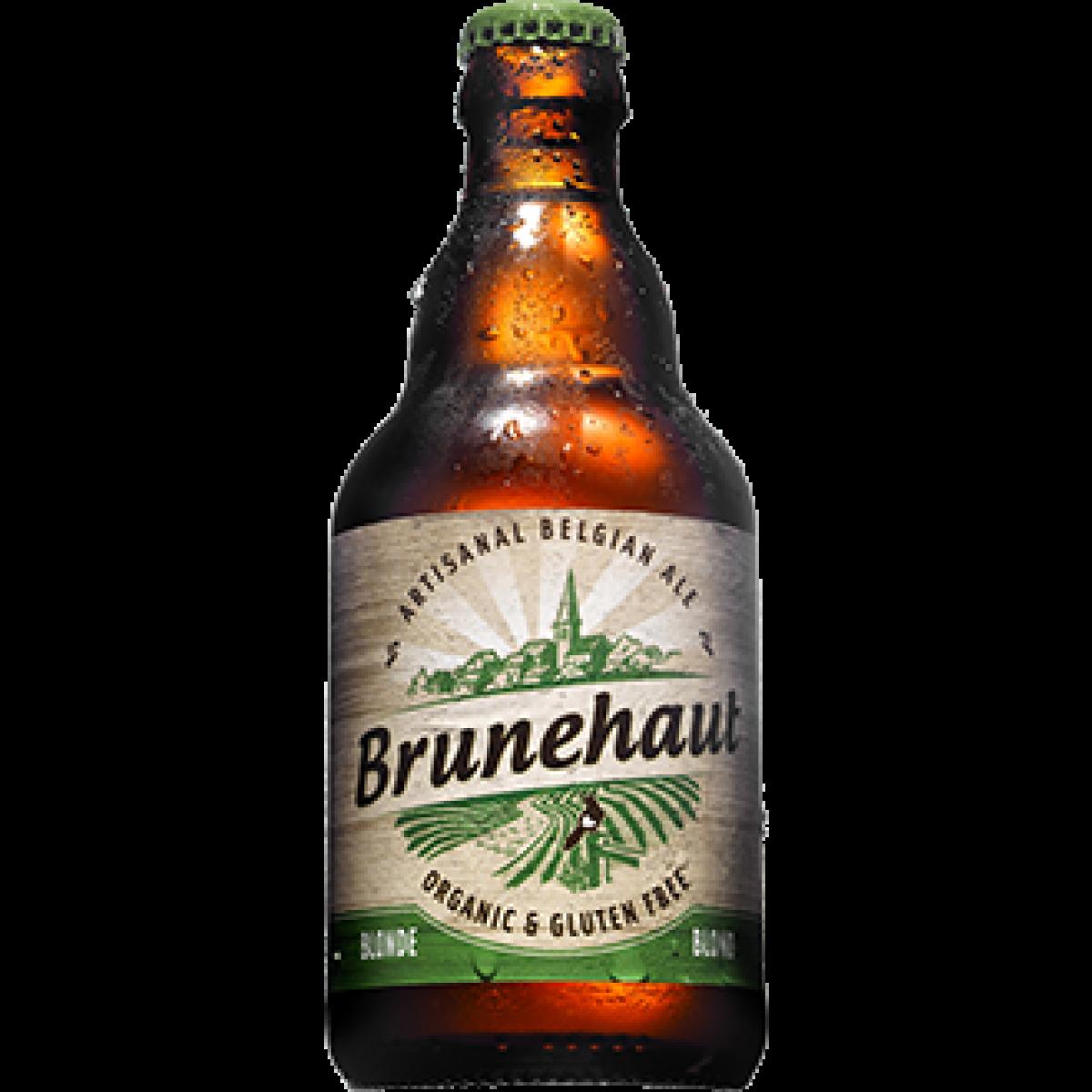 Brunehaut Blond Bier GV-LV-MV-SV
