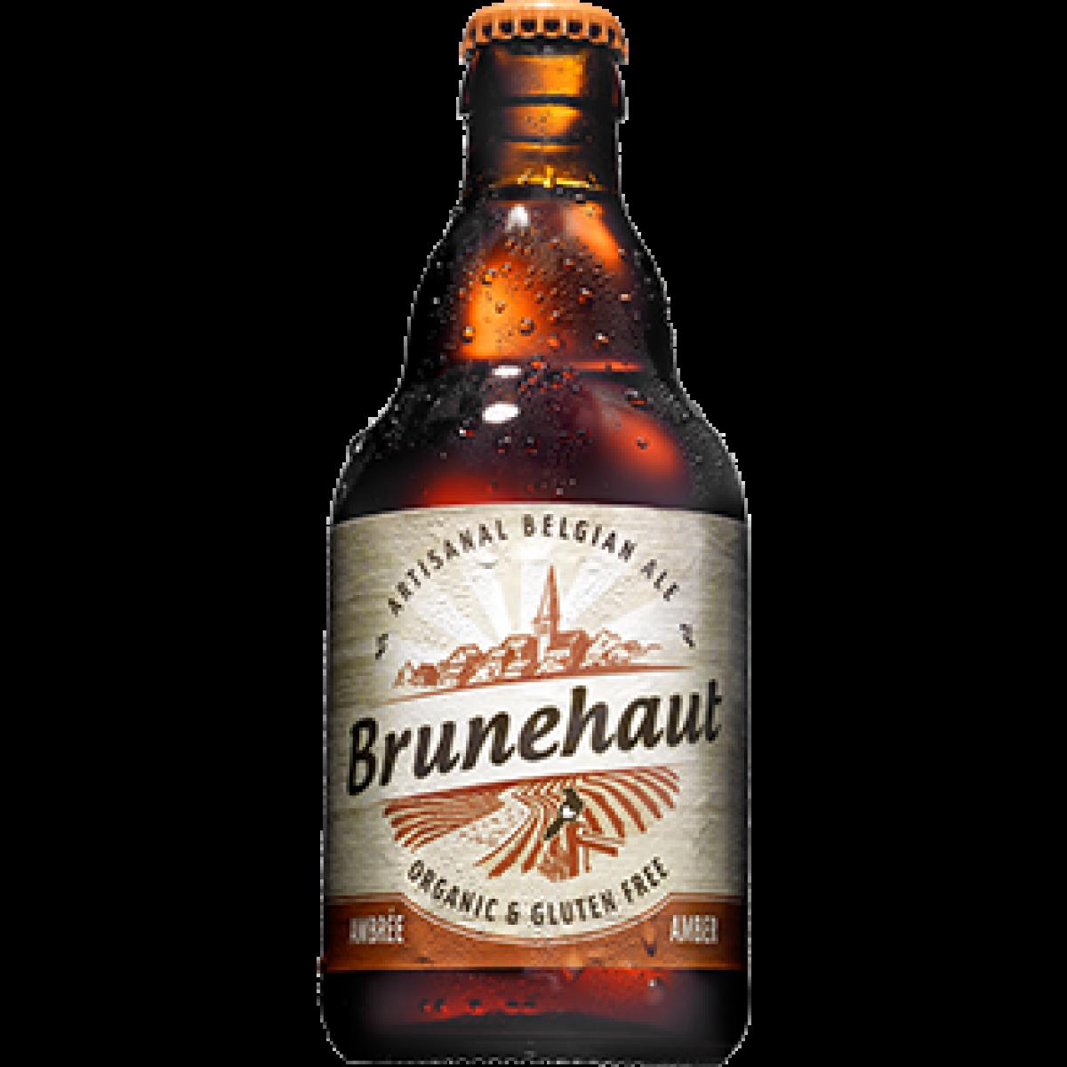 Brunehaut Amber Bier GV-LV-MV-SV