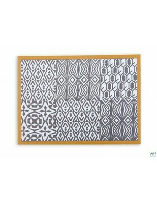 Papieren placemats 50 stuks Windy Hill