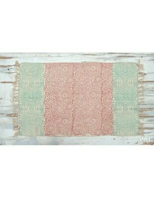 Vloerkleed/tapijt/mat Amy Windy Hill